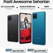 Hp Samsung A12 6/128 GB Bisa Dicicil Dengan Angsuran Ringan (30856126) di Kota Bekasi