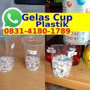 Gelas Plastik M Cup (30858558) di Kab. Bantul