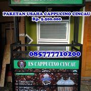 Waralaba Usaha Minuman Cappucino Cincau (30870825) di Kota Jakarta Selatan