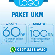 Jasa Desain Logo UKM (30871490) di Kota Surabaya