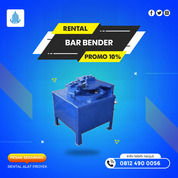 Rental / Sewa Bar Bender, Bar Bending Tanah Laut (30872783) di Kab. Tanah Laut