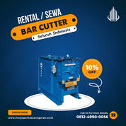 Rental / Sewa Bar Cutter Kutai Timur (30873255) di Kab. Kutai Timur