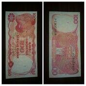 Uang Kertas Burung Merak (30876001) di Kota Bandung