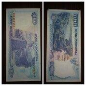 Uang Kertas Batu Loncat (30876133) di Kota Bandung