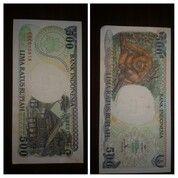 Uang Kertas Orang Utan (30876165) di Kota Bandung