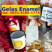 Gelas Enamel Sablon (30882303) di Kab. Lampung Utara