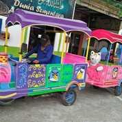 Odong Thomas Kereta Motor Warna Bebas Riques (30886320) di Kab. Jombang
