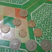 Uang Koin Kuno Indonesia (30888528) di Kab. Kutai Timur