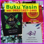 Cetak Buku Yasin Semarang (30890512) di Kab. Batanghari