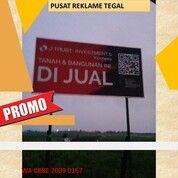 PUSAT WA/Call 0882 2009 0167 Baliho Calon Kades Tegal (30890731) di Kab. Tegal
