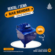 Rental - Sewa Bar Bender, Bar Bending Belu (30890844) di Kab. Belu