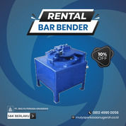 Rental - Sewa Bar Bender, Bar Bending Kepulauan Aru (30891276) di Kab. Kep. Aru
