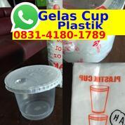 Harga Gelas Plastik Untuk Es Teh (30891575) di Kab. Brebes
