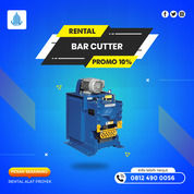 Rental - Sewa Bar Cutter, Bar Cutting Kepulauan Sula (30892410) di Kab. Kep. Sula
