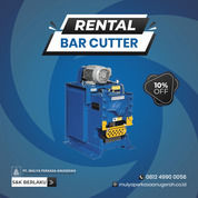 Rental - Sewa Bar Cutter, Bar Cutting Minahasa (30892996) di Kab. Minahasa