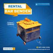 Rental - Sewa Bar Bender, Bar Bending Kolaka Timur (30897285) di Kab. Kolaka Timur