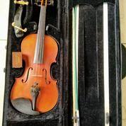 Biola Violin Merk Stefano Sabioni 4/4 Tahun 2014 Murah Bagus (30898897) di Kota Tangerang Selatan