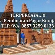 BERPENGALAMAN!! TLP. 0857 3259 0133 Jasa Gapura Kerajaan Majapahit Sukabumi (30906242) di Kab. Sukabumi