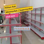 Rak Single Minimarket, Rak Supermarket, Meja Kasir (30906334) di Kota Banjarbaru