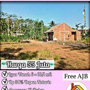 Kavling Siap Bangun Dekat Pabrik Greenfields Kec. Ngajum (30906694) di Kab. Malang