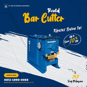 Rental - Sewa Bar Cutter, Bar Cutting Bangka Selatan (30907974) di Kab. Bangka Selatan
