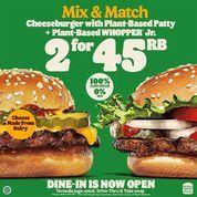 Burger King MIX & MATCH (30908794) di Kota Jakarta Selatan