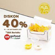 Toss - Toast and Coffee Diskon 40% (30908842) di Kota Jakarta Barat
