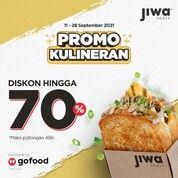 JIWA TOAST PROMO KULINERAN (30909771) di Kota Jakarta Selatan