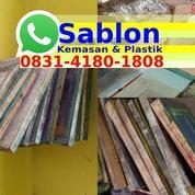 Sablon Plastik Beras Terdekat (30910902) di Kab. Karangasem