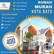 Rumah Murah Kota Batu (30912129) di Kab. Malang