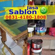 Jasa Sablon Kaos Distro (30913169) di Kab. Aceh Selatan