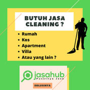 Jasa General Cleaning Rumah, Gedung, Kantor, Kos, Villa Semarang (30914150) di Kota Semarang