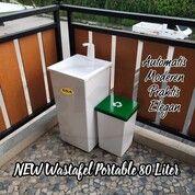 Wastafel Portable Fiber (30914510) di Kota Gorontalo