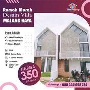 Rumah Murah Desain Villa Malang (30914635) di Kab. Malang