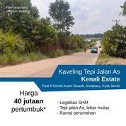 Tanah Kavling Area Kota Kenali: Surat SHM Pecah Unit (30916456) di Kota Jambi