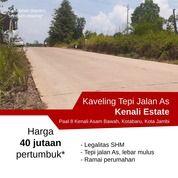 Tanah Kavling Kenali, Area Kebun 9 (30916517) di Kota Jambi
