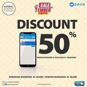 Imperial Kitchen & Dimsum DISKON 50% (30918095) di Kota Jakarta Selatan