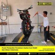 Hidrolik Cuci MOtor Paling Best Quality Hanya Di ISTANA CARWASH Produk IKAME Group (30918126) di Kota Mojokerto