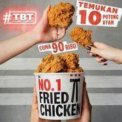 KFC Temukan 10 Potongan Ayam Cuma 90 Ribu (30918384) di Kota Jakarta Selatan