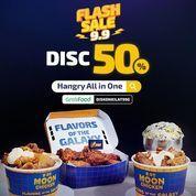Moon Chicken by Hangry FLASH SALE 9.9 DISC. 50% (30927425) di Kota Jakarta Selatan