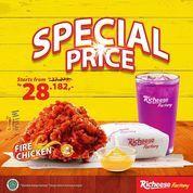 Richeese Factory ORDER PROMO SPECIAL PRICE LEBIH MURAH! (30927634) di Kota Jakarta Selatan
