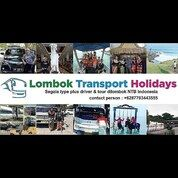 Rental Mobil Plus Driver&Tour DiLombok-NTB Whatsapp :087763443555 (30930864) di Kota Mataram