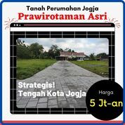 SELATAN KERATON JOGJA, TANAH PERUMAHAN DI PUSAT KOTA JOGJA; LEGALITAS (30931383) di Kota Yogyakarta