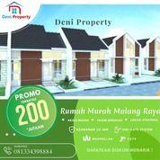 Rumah Murah Minimalis Modern (30942025) di Kab. Malang