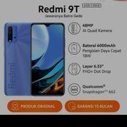 XIAOMI REDMI 9T Bekas Baru Dipakai 2 Bulan (30948246) di Kab. Tangerang