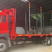 TRUK LOGGING MOBIL TRUK LOGGING TRUK ANGKUTAN KAYU TRUK KAYU GELONDONGAN TRUK KAYU BATANG POHON (30948847) di Kab. Tangerang