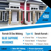 Perumahan Modern Pinggir Jalan Di Blue Saphire Dekat UMM Dau (30954585) di Kab. Malang