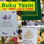 Tempat Cetak Buku Yasin Murah (30958559) di Kab. Aceh Barat
