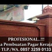 TERBAIK!! WA. 0857 3259 0133 Jasa Gapura Kerajaan Majapahit Pangandaran (30960147) di Kab. Lumajang