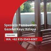 TERIMA JADI, Bale Bengong Kayu Kelapa Minimalis Buleleng (30963053) di Kab. Jepara